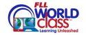 FLL WORLD CLASS logo