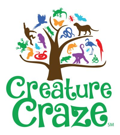 CREATURE CRAZE logo