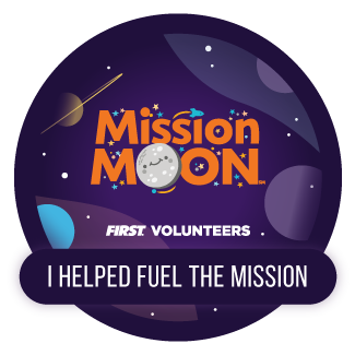 Fuel the Mission electronic badge - MISSION MOON