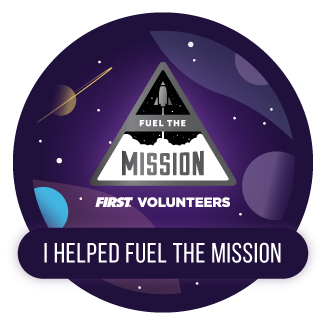 Fuel the Mission electronic badge