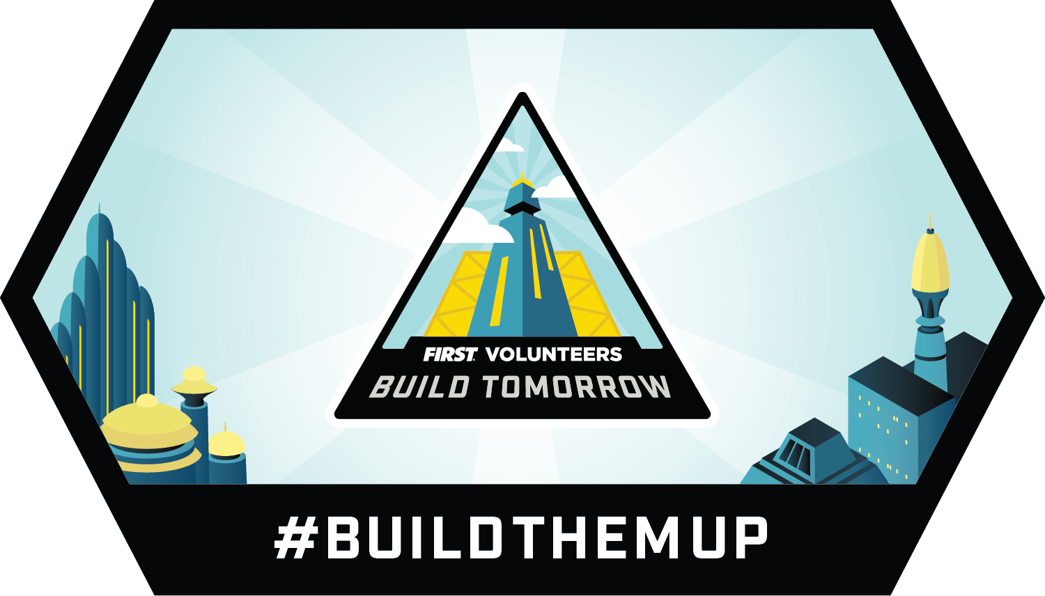 Build Tomorrow badge